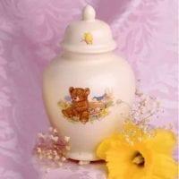 Cub Meadow Baby Urn
