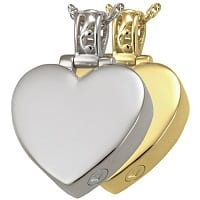 LOCKETS FOR ASHES HEART