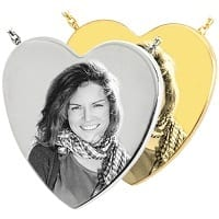 PHOTO LOCKETS FOR ASHES