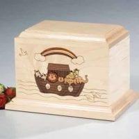 Noah's Ark Urn