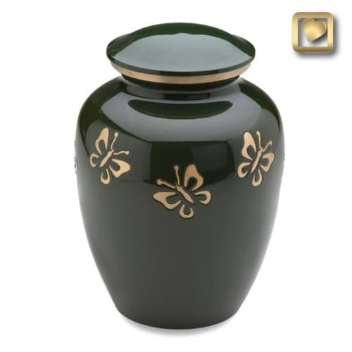 Butterfly Quest Urn