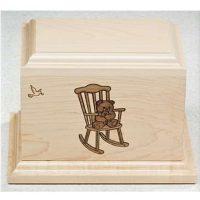 Rocking Chair Urn