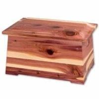 Sonata Cedar Cremation Urn