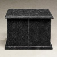 Black Marble Evermore Urn