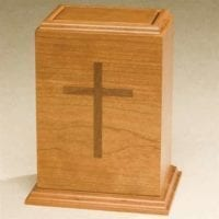 St. Thomas Cremation Urn