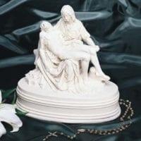 La Pieta Funeral Urn