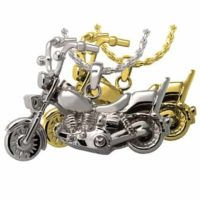 Motorcycle Cremation Jewelry
