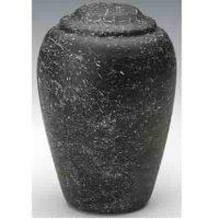 Nocturne Grecian Marble Cremation Urn