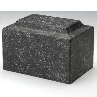 Nocturne Marble Burial Cremation Urns