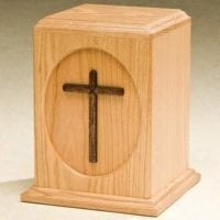 Harrington Cross Cremation Urn