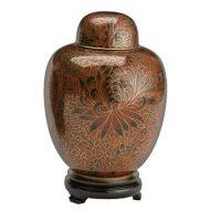 Amber Cremation Urn