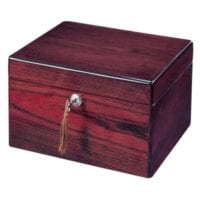 Devotion Cremation Box Rosewood