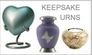 SMALL URNS KEEPSAKE