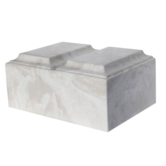 Urn for Two White