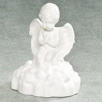 Angel On Cloud Baby Urns / Keepsake Urns