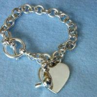 Cat Cremation Bracelet