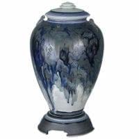Celeste Porcelain Urn