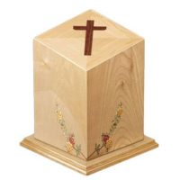 Serenity Wooden  Urns for Ashes