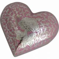 Rose Heart Urn