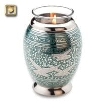 Returning Home Candle Urn