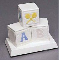 Baby Blocks Urn