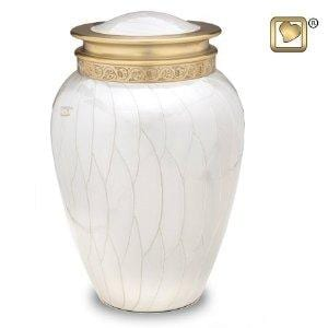 Blessing Urn Pearl