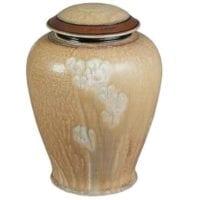 Sand Flower Urn