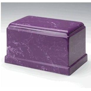 Purple Olympus Urn