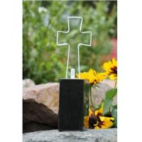 Solar Grave Light Cross (In Four Colors)