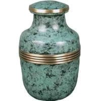 Dover Green Urns for Ashes