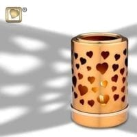 Illuminating Hearts Candle Urn