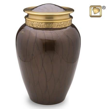 Blessings Medium Urn Bronze