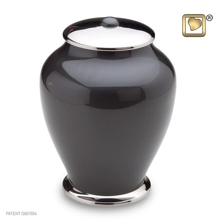 Simplicity Urn Midnight 40 Cubic Inches