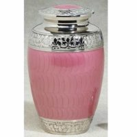 Bella Pink Urn