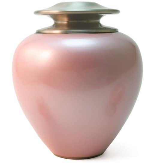 Pink Pearl Urn