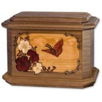 Butterfly Urn Octagon