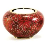 Autumn Etienne Tealight Candle Urn