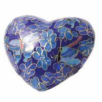Butterfly Etienne Heart Urn