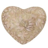 Opal Etienne Heart Urn