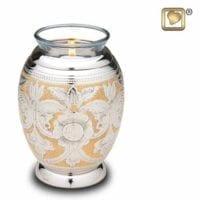 Ornate Candle Urn