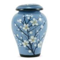 Little Plum Blossom Urn