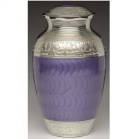 Bella Purple Urn