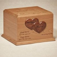 Together Forever Companion Urn for Two