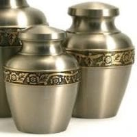 Avalon Pewter Small Urn