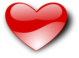 hearts love's symbol