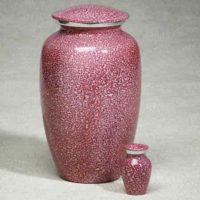 Pink Imperial Urn