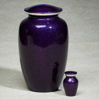 Purple Imperial Urn