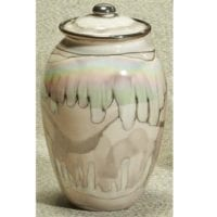 Small Inspiration Sandtones Ceramic Urn