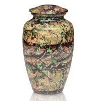 Camouflage Urn II