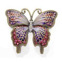 Purple Butterfly Keepsake TC-20
